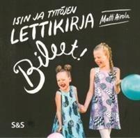 Isin ja tyttöjen lettikirja - Bileet!