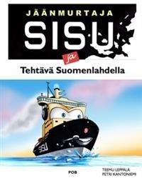 Jäänmurtaja Sisu ja tehtävä Suomenlahdella
