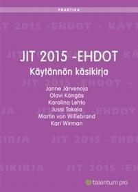 JIT 2015 -ehdot