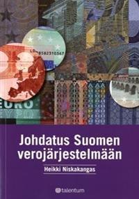Johdatus Suomen verojärjestelmään