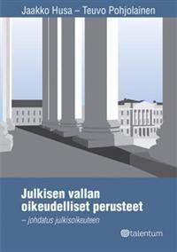 Julkisen vallan oikeudelliset perusteet