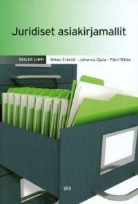 Juridiset asiakirjamallit (+cd-rom)