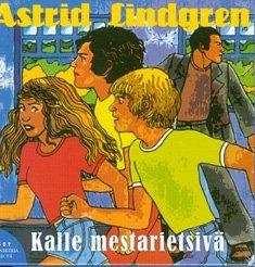 Kalle mestarietsivä (4 cd)