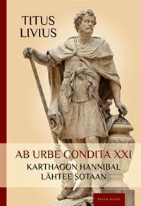 Karthagon Hannibal lähtee sotaan