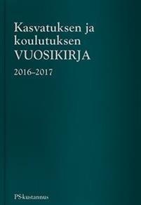 Kasvatuksen ja koulutuksen vuosikirja 2016-2017