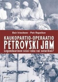 Kaukopartio-operaatio Petrovski Jam