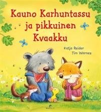 Kauno Karhuntassu ja pikkuinen Kvaakku