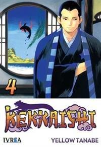 Kekkaishi 4-5