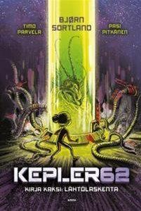Kepler62 Kirja kaksi