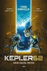 Kepler62 Kirja kolme