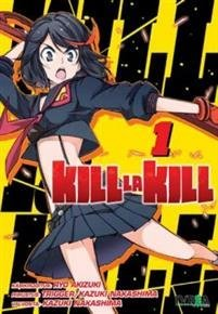Kill la kill 1
