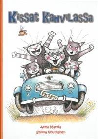 Kissat kahvilassa ja muita lastenrunoja