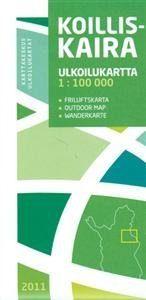 Koilliskaira ulkoilukartta 1:100000 (UKK-kansallispuisto)