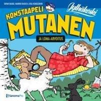 Konstaapeli Mutanen ja loma-arvoitus