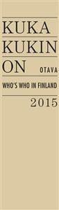 Kuka kukin on 2015