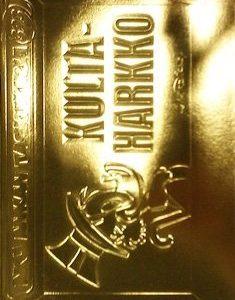 Kultaharkko (triplataskukirja)