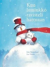Kun lumiukko ravisteli hattuaan