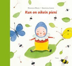 Kun on oikein pieni (+cd)