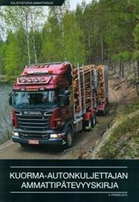Kuorma-autonkuljettajan ammattipätevyyskirja