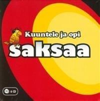 Kuuntele ja opi saksaa (cd:t + vihkonen)