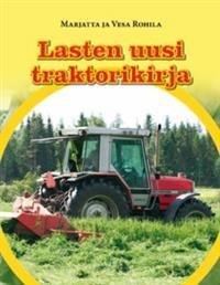 Lasten uusi traktorikirja