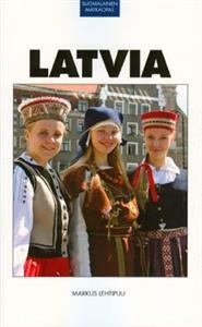 Latvia suomalainen matkaopas