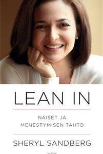 Lean in - Naiset ja menestymisen taito