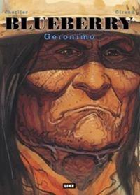 Luutnantti Blueberry 19 - Geronimo