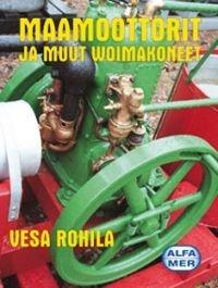 Maamoottorit ja muut woimakoneet