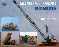 Maanrakennuskoneita Suomessa