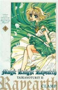 Magic Knight Rayearth - Taikasorturit 2