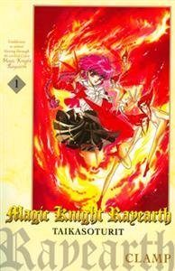Magic Knight Rayearth - Taikasoturit