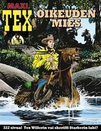 Maxi Tex - Oikeuden mies