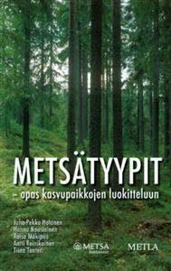 Metsätyypit (+cd-rom)
