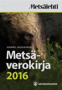 Metsäverokirja 2016