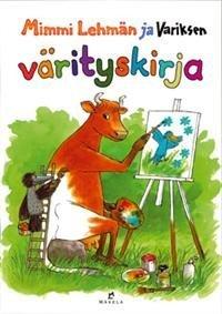 Mimmi Lehmän ja Variksen värityskirja