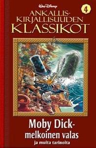 Moby Dick - melkoinen valas ja muita tarinoita