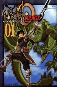 Monster Hunter Orage 1