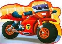 Moottoripyörät kilpasilla