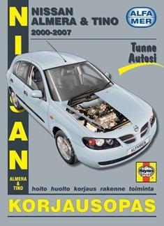Nissan Almera & Tino 2000-2007