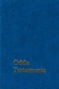 Odda testamenta (Uusi testamentti saamenkielinen
