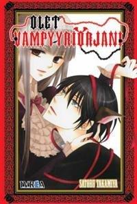 Olet vampyyriorjani