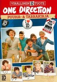 One Direction - Puuha- & tarrakirja