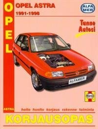 Opel Astra 1991-1998