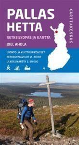 Pallas-Hetta retkeilyopas ja kartta 2015