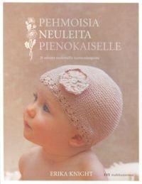 Pehmoisia neuleita pienokaiselle