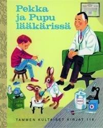 Pekka ja Pupu lääkärissä