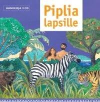 Piplia lapsille äänikirja (9 cd)