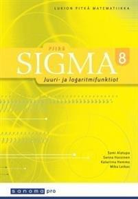 Pitkä sigma 8
