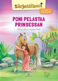 Poni pelastaa prinsessan